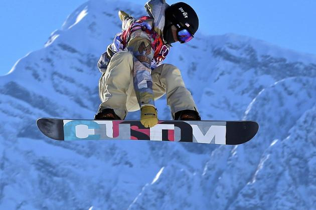 Olympic 'Outcasts' No More, X Games Athletes Shine in Sochi Spotlight