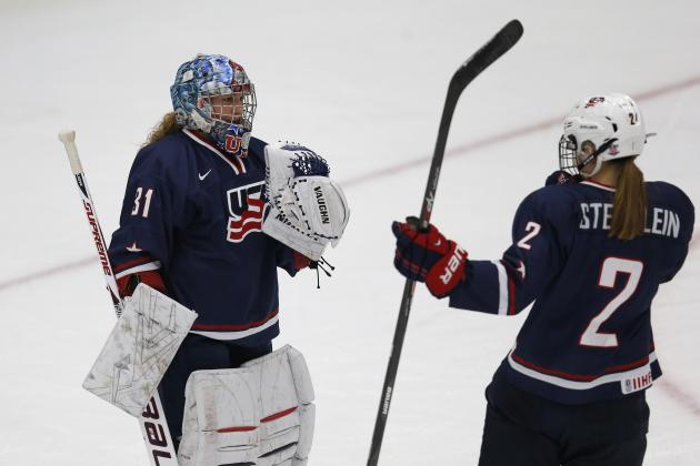 US Olympic Hockey Team 2014: Full Schedule and Predictions for Women's Squad