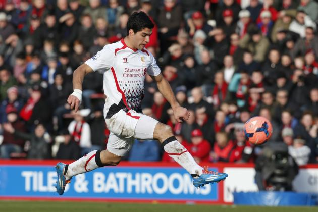 Liverpool Transfer News: Rodgers Must Not Let Luis Suarez Leave for Real Madrid