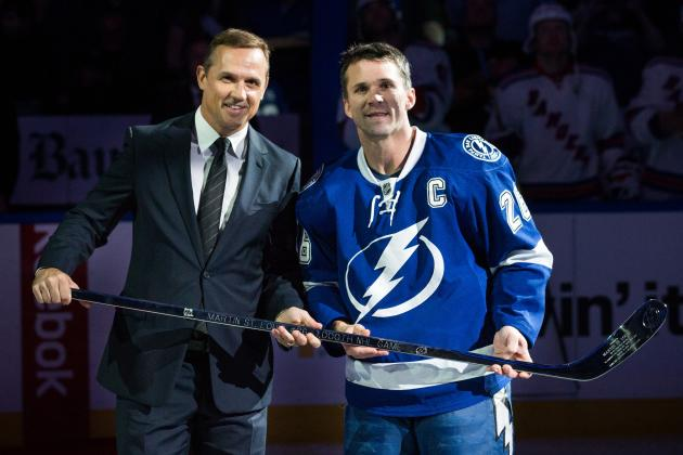 Steve Yzerman Corrects Roster Blunder by Adding Martin St. Louis to Team Canada