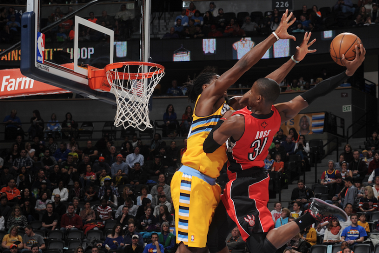 Artist Animates Terrence Ross' Huge Dunk on Kenneth Faried