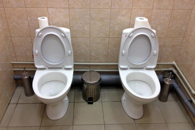 Russian Official Claims Video Surveillance Is in Sochi Olympics Bathrooms