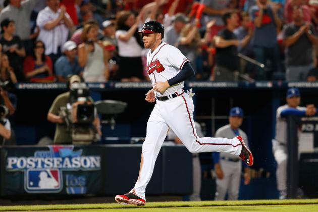 Is Freddie Freeman Ready to Become National Superstar in 2014?