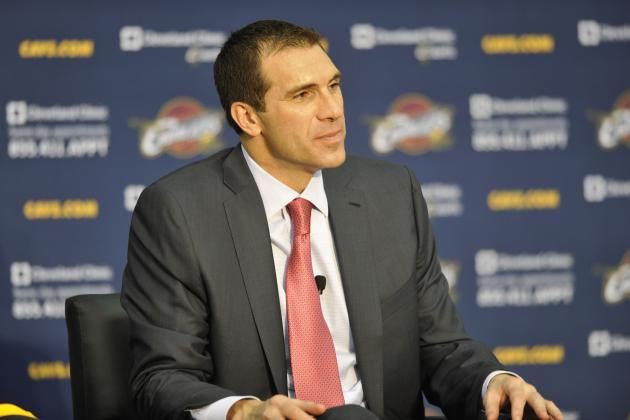 Cleveland Cavaliers Fire General Manager Chris Grant in Midst of Horrific Season