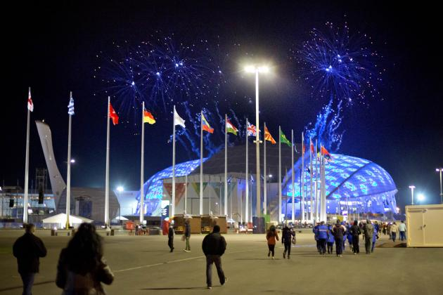Sochi Olympics Opening Ceremony Time 2014: TV Schedule and Live Stream Info