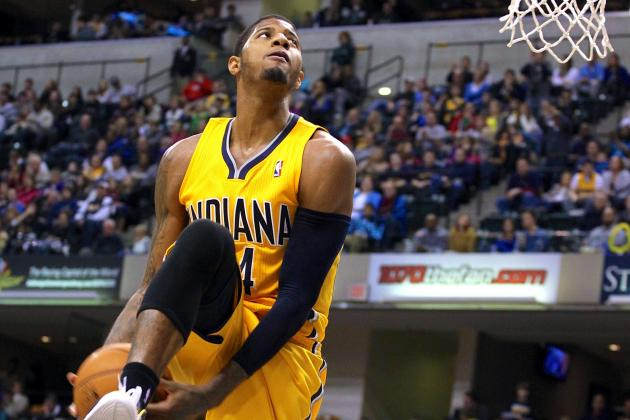 Paul George, Damian Lillard, John Wall Highlight 2014 NBA Dunk Contest Roster