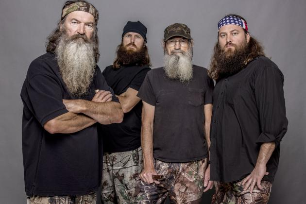 Duck Dynasty Sponsoring NASCAR Sprint Cup's Duck Commander 500