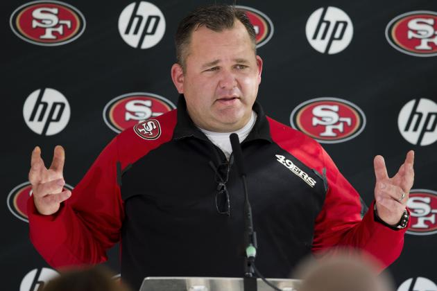 49ers' Roman on Being Head Coach: 'The Time Will Come'
