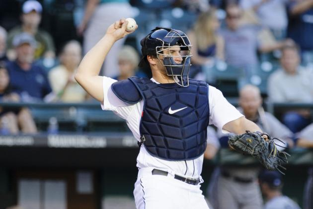 Is Mike Zunino Ready to Take Control of the Starting Catching Position?