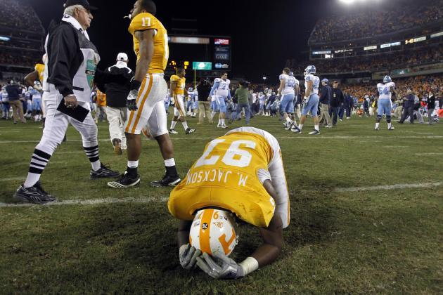 Tennessee Football: Vols to Play 2015 Season Opener at Tennessee Titans LP Field
