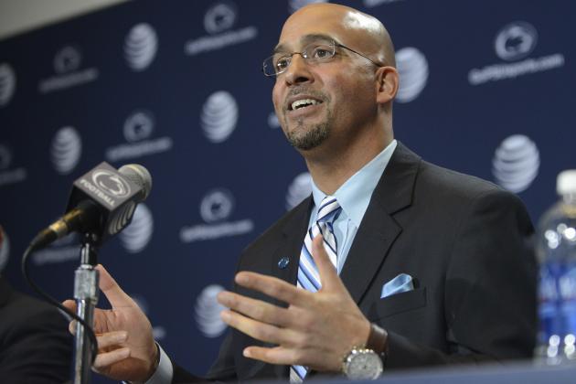 Penn State Football Recruiting: First Class Under James Franklin a Success