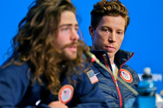 Sochi Olympics: On Shaun White, Danny Davis and the Snowboarding Bro Code