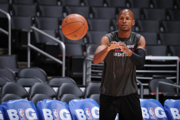 Ray Allen Passes John Havlicek for 19th Place on All-Time Games Played List