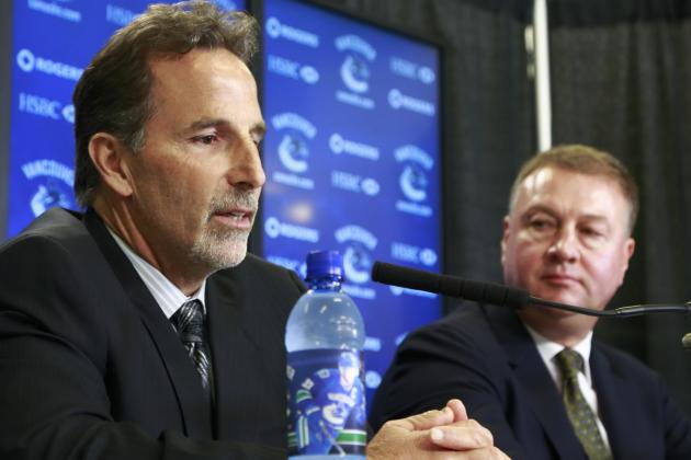 GM Mike Gillis, Coach John Tortorella Really Are on the Same Page