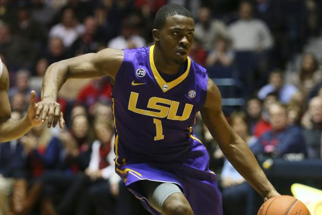 LSU Point Guard Anthony Hickey Has Come Around...