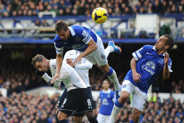 Tottenham vs. Everton: How the Toffees Can Topple Spurs at White Hart Lane