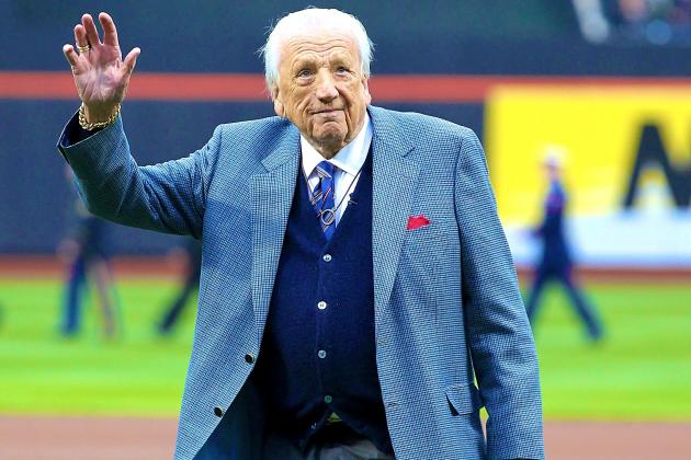 Baseball Hall of Famer Ralph Kiner Passes Away at 91