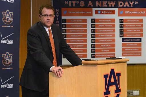 Auburn Football Recruiting: Top Talents from Tigers' Incoming Class
