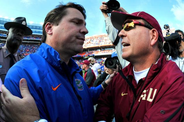 Florida vs. Florida State 2014 Recruiting Battle Will Be Talked About for Ages