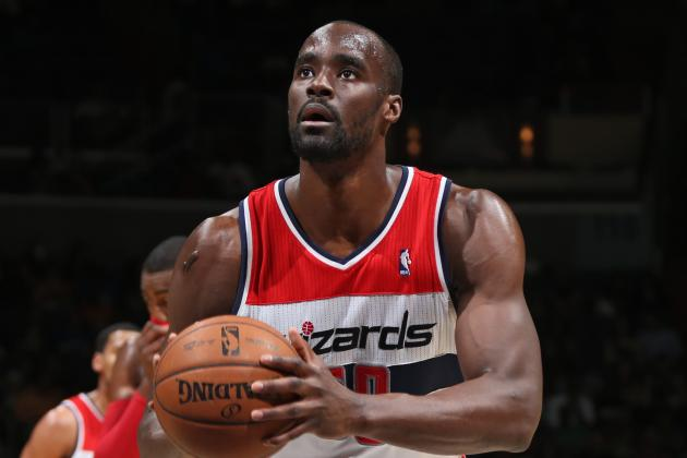 If Phoenix Suns Decide to Deal for a Star, Emeka Okafor Will Play a Big Role