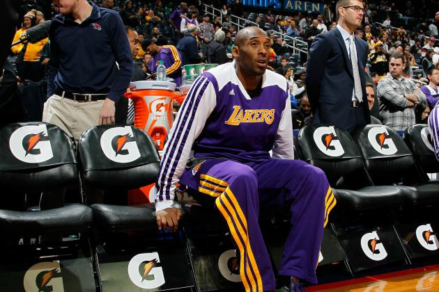 Will Kobe Bryant's Return Be an Audition for Free Agents to Join Lakers?