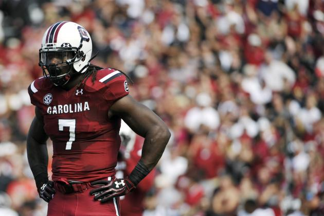 Jadeveon Clowney Right to Believe He Should Be No. 1 Pick in 2014 NFL Draft