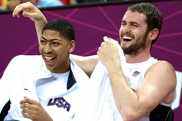 Is Anthony Davis Already Better Than Kevin Love?