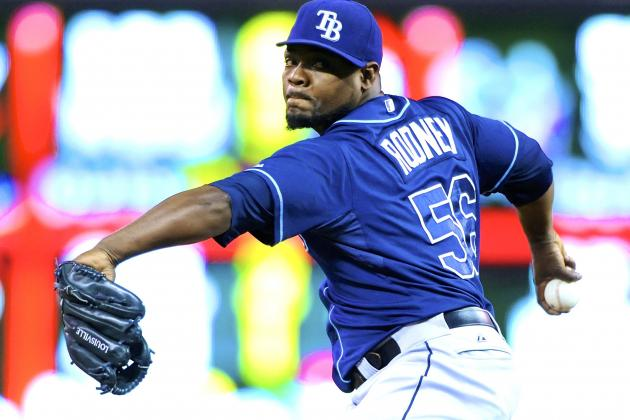 Fernando Rodney and Seattle Mariners Reportedly Agree to 2-Year Contract