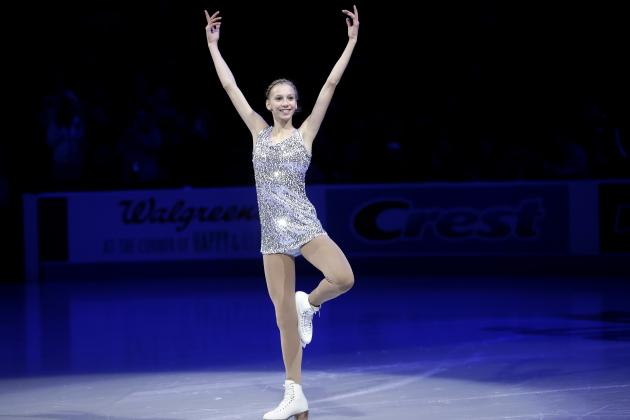 Young Polina Edmunds Will Be America's Breakout Star in Sochi