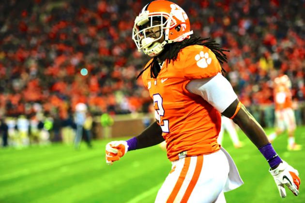 Sammy Watkins: Breaking Down Film on Top WR Draft Prospect