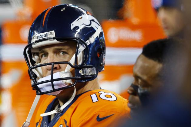 Peyton Manning's Neck, 2014 Return: What Will Doctors Look for This Offseason?