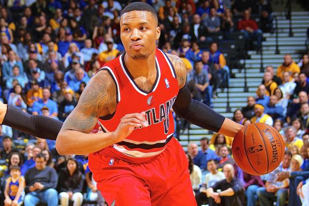 Damian Lillard Set to Compete in All 5 NBA All-Star Weekend Events