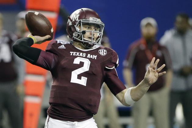 2014 NFL Mock Draft: Current Predictions for Entire First Round