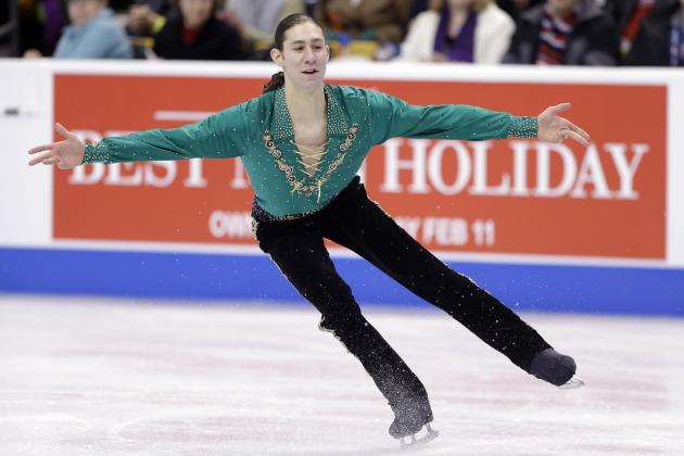 Jason Brown's Stellar Execution Will Be Key to Olympics Performance