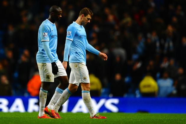 Norwich City vs. Manchester City: Date, Time, Live Stream and Preview
