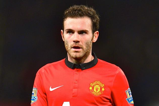 Juan Mata and Manchester United's History of Hyped Signings