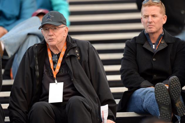 Jerry Jones' Questionable Decisions Prove He's Far from a Changed Man