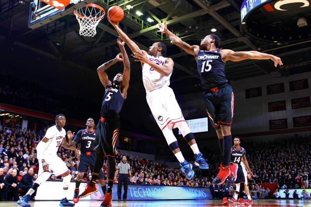 UConn vs. Cincinnati: Score, Grades and Analysis