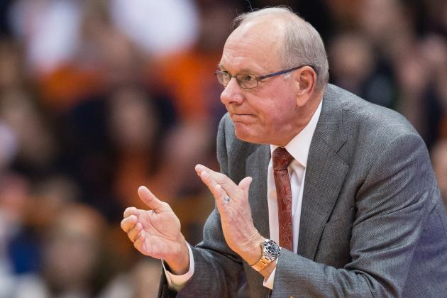 Boeheim Advises Melo to Play for Contender