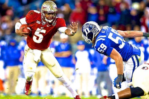 Jameis Winston Plans to Play at Florida State for 2 More Seasons