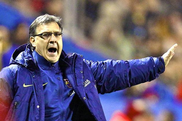 Is Gerardo Martino's Style of Play Helping or Hindering Barcelona?