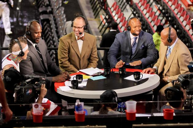 'Inside the NBA' Crew Teams Up with Justice League in Comic Book