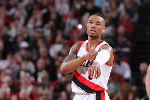 Damian Lillard Will Put on Show at All-Star Weekend