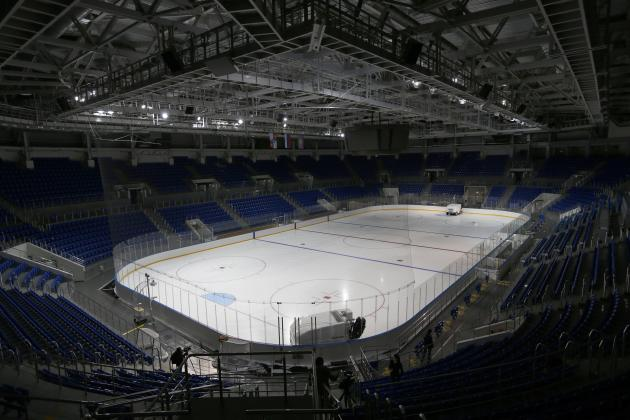 Whom Does the Larger Ice Favor at the 2014 Sochi Olympics?