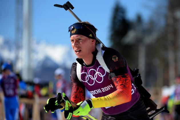 Olympic Biathlon 2014: Results Tracker, Medal Winners and More