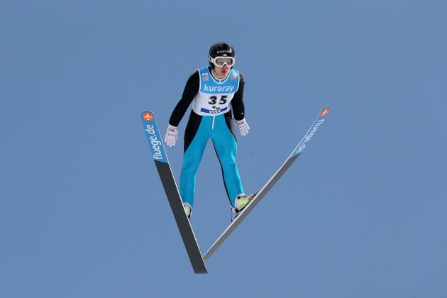 Olympic Ski Jumping 2014: Results Tracker, Medal Winners and More