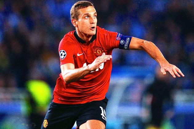Manchester United Transfer News: Nemanja Vidic Confirms He'll Exit After Season