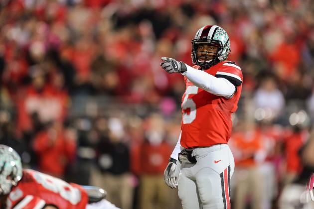 Ohio State Football: Has Braxton Miller Reached His Ceiling?