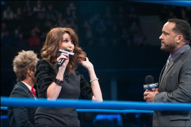 TNA Impact Wrestling Recap: The Dixie Carter and MVP Confrontation