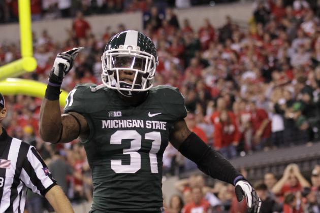 Darqueze Dennard NFL Draft 2014: Highlights, Scouting Report for Bengals CB